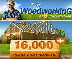 Teds Woodworking Plan