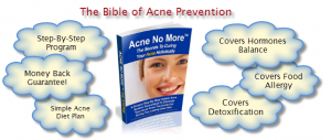 Acne No More prevention
