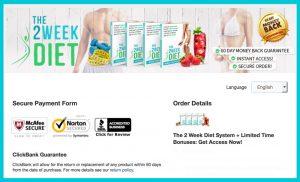 the 2 week diet book free download